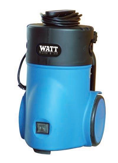 Мойка высокого давления WATT Water&Air