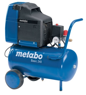 Компрессор BASIC 240 Metabo