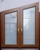 Окно деревянное – двукамерный стеклопакет